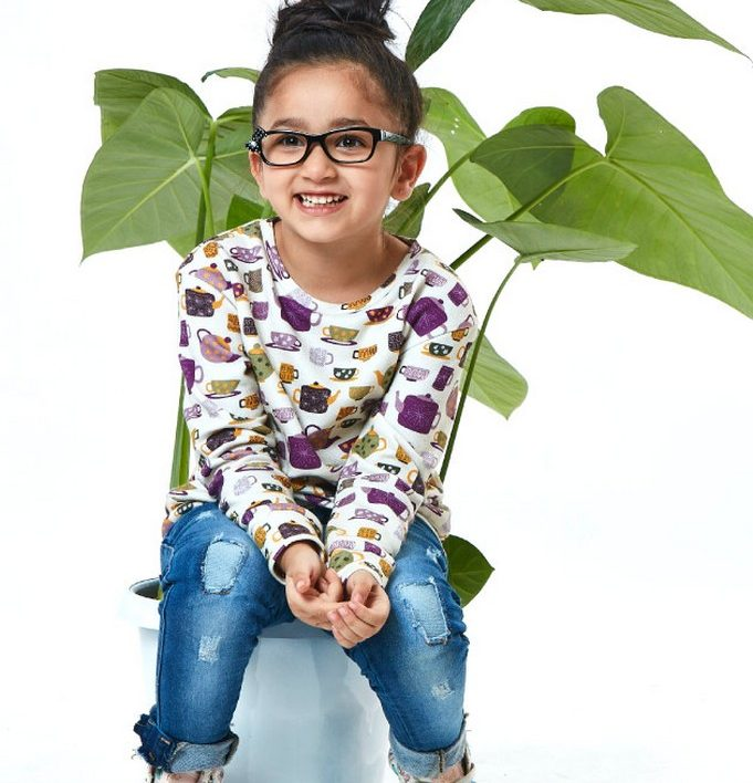Organic Clothing for Girls